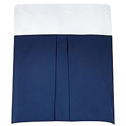 Nautica Kids® Mix & Match Crib Skirt in Navy