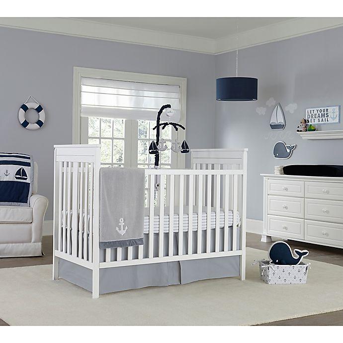 Nautica Kids Mix Match Crib Bedding