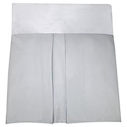 Nautica Kids® Mix & Match Crib Skirt in Grey