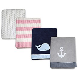 Nautica Kids® Mix & Match Blanket Collection
