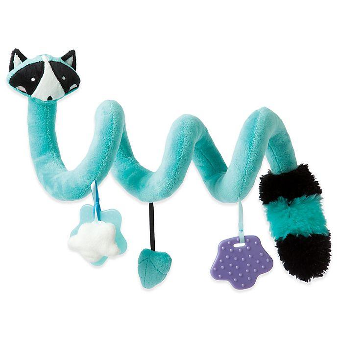 Manhattan Toy 174 Travel Comfort Activity Spiral Raccoon