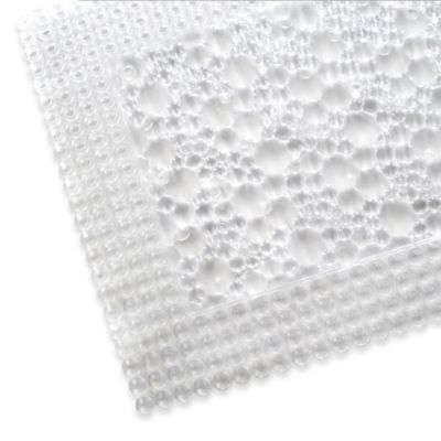Fuse Bath Mat In Clear Bed Bath Amp Beyond