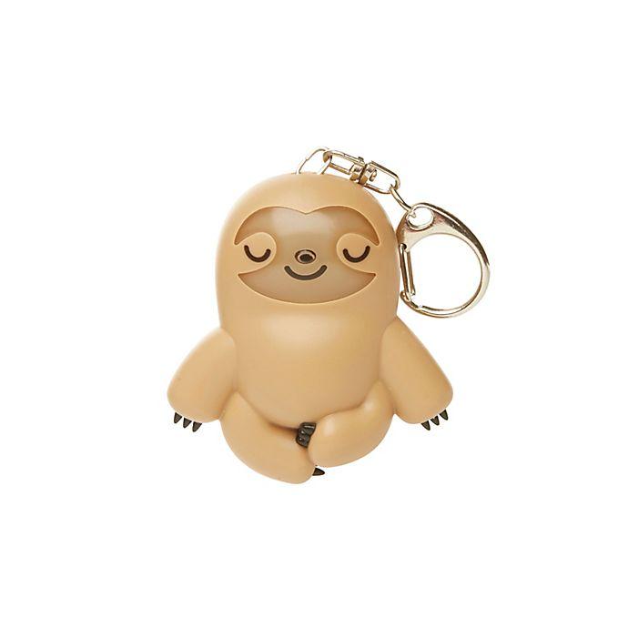 Alternate image 1 for Sloth LED Keychain