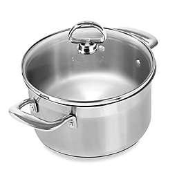Chantal® Induction 21 Steel™ 2 qt. Covered Soup Pot