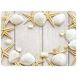 Table Toppers Shells-N-Starfish Laminated Placemat