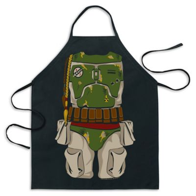 Icup Star Wars Boba Fett Be The Character Apron In Black