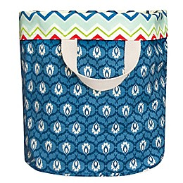 Heritage Lace® Nantucket Tote in Blue/Red/White