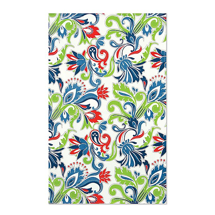Alternate image 1 for Heritage Lace® Nantucket Flourish Tea Towel