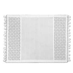Heritage Lace® Prima Placemat in White