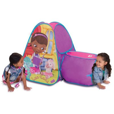 Disney 174 Doc Mcstuffins Hide About Play Tent With Tunnel