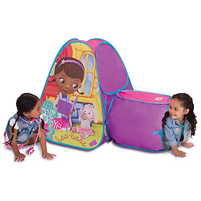 Disney® Doc McStuffins Hide About Play Tent with Tunnel