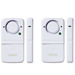 Sabre HS-DWA2 2-Pack Door/Window Alarm Set