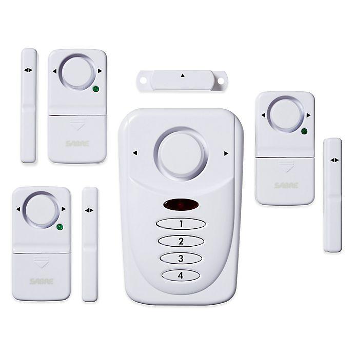 Alternate image 1 for Sabre HS-WAK Wireless Alarm Kit
