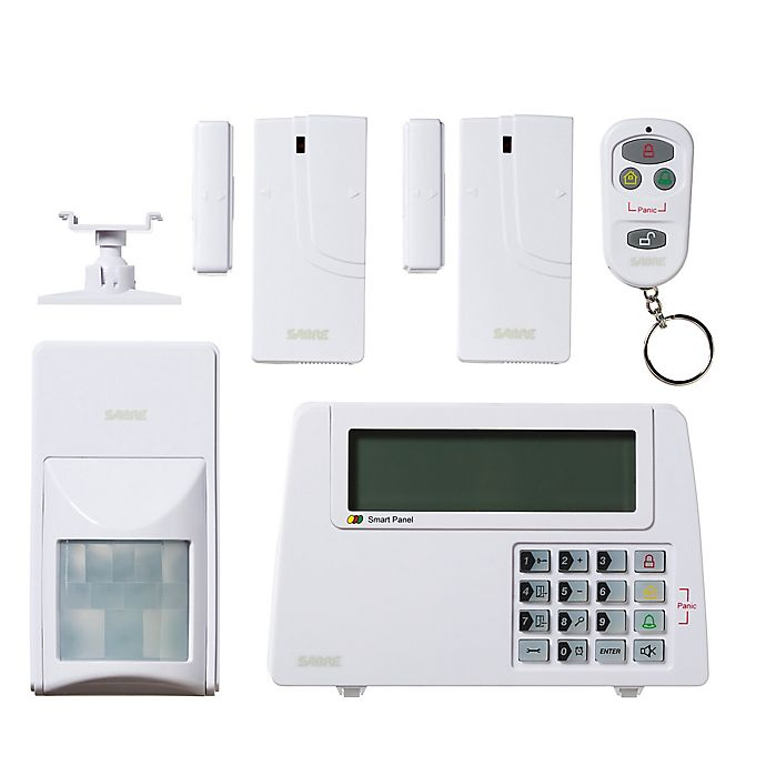 Sabre Wp 100 Wireless Home Alarm System Bed Bath And Beyond Canada