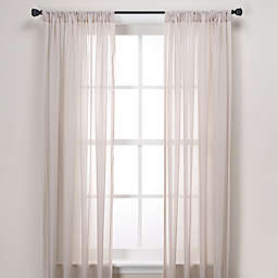 Newbury Pole Top Window Curtain Panel