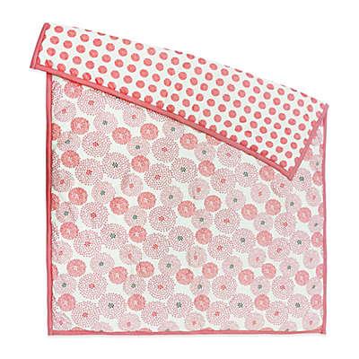Petit Nest™ Chloe Punch Flower Reversible Coverlet