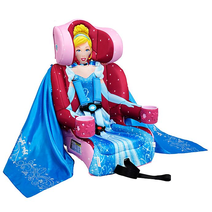 Alternate image 1 for KidsEmbrace® Disney Cinderella Combination Harness Booster Car Seat