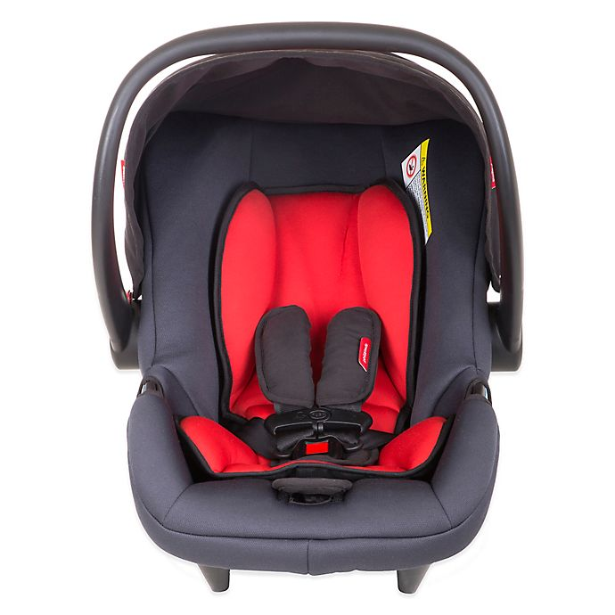 Alternate image 1 for phil&teds® Alpha Infant Car Seat with LATCH base