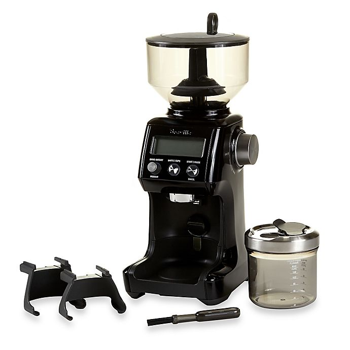 Alternate image 1 for Breville® The Smart Grinder Pro in Black