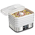 Hamilton Beach® 5-Tray Food Dehydrator