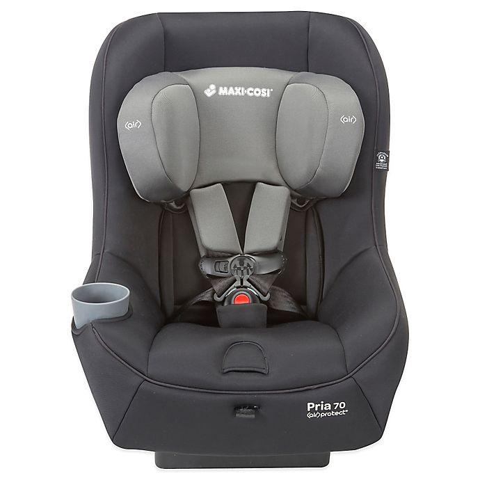 Alternate image 1 for Maxi-Cosi® Pria™ 70 Convertible Car Seat in Total Black