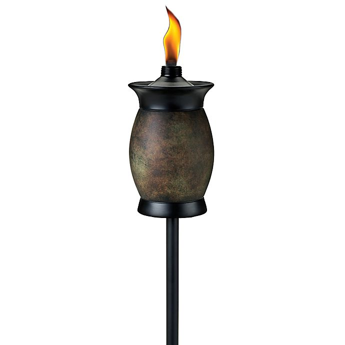 Alternate image 1 for Tiki 4-in-1 Multi-Use Torch in Stone