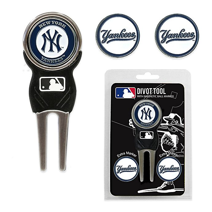 Alternate image 1 for MLB Divot Tool with Markers Pack