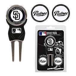 MLB San Diego Padres Divot Tool with Markers Pack