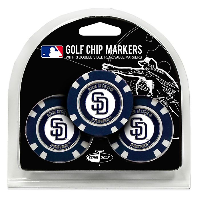 San Diego Chargers Bedding: Buy MLB San Diego Chargers Golf Chip Ball Markers (Set Of