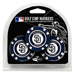 MLB San Diego Chargers Golf Chip Ball Markers (Set of 3)