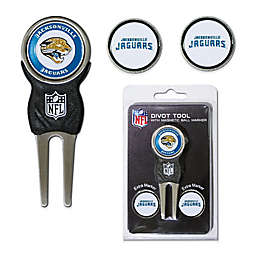 NFL Jacksonville Jaguars Divot Tool with Markers Pack