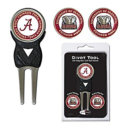 University of Alabama Divot Tool with Markers Pack