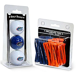 University of Florida Golf Ball and Tee Pack