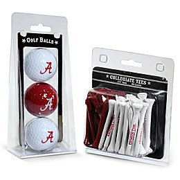 University of Alabama Golf Ball and Tee Pack