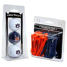 Auburn University Golf Ball and Tee Pack