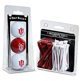 Indiana University Golf Ball and Tee Pack