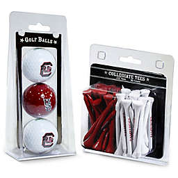 NCAA Golf Ball and Tee Pack Collection