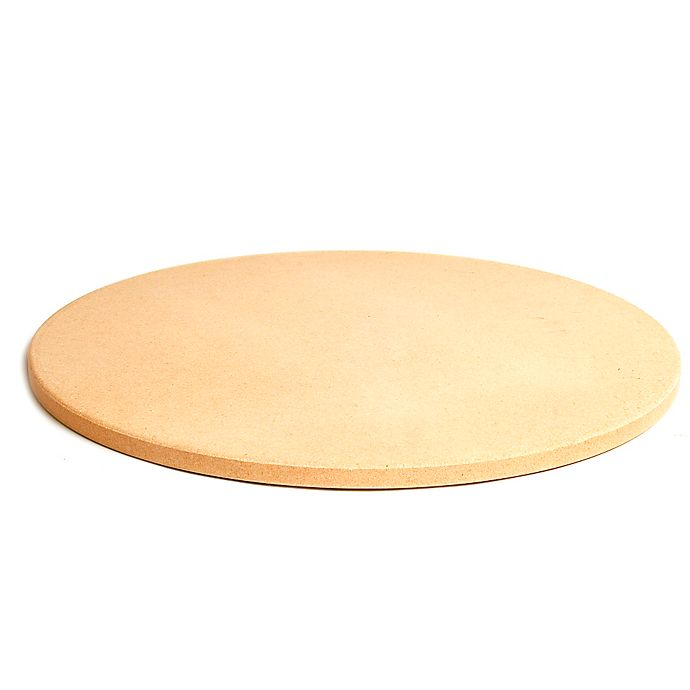 Alternate image 1 for Pizzacraft™ Cordierite 16.5-Inch Round Pizza Stone in Natural