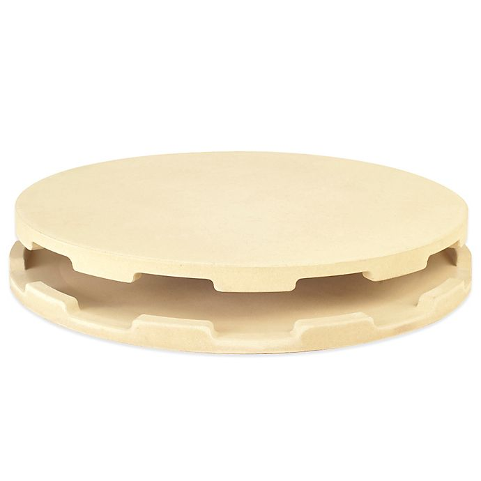 Alternate image 1 for Pizzacraft™ 14-Inch Perfect Pizza Grilling Stone in Natural