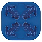 Tovolo® Anchor Silicone Novelty Ice Tray in Blue