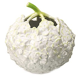 Royal Copenhagen The Art of Giving Flowers 4-Inch Hydrangea Vase in White