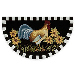 Pleasing Rooster Rugs Bed Bath Beyond Best Image Libraries Thycampuscom