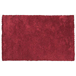KAS Bliss 7-Foot 6-Inch x 9-Foot 6-Inch Area Rug in Red