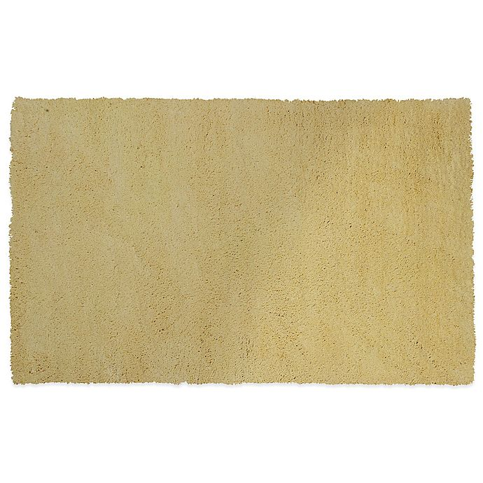 Alternate image 1 for KAS Bliss Area Rug in Canary Yellow