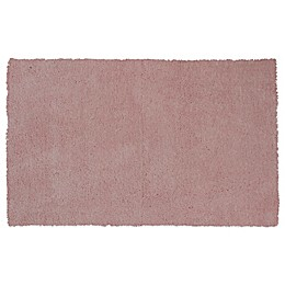 KAS Bliss Area Rug in Rose Pink