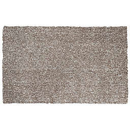 KAS Bliss Area Rug in Beige Heather