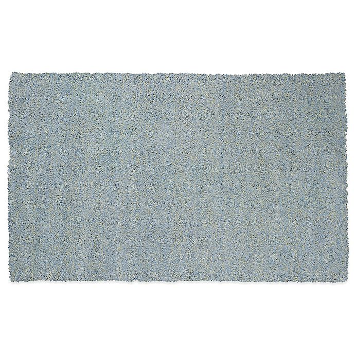 Alternate image 1 for KAS Bliss Area Rug in Blue Heather