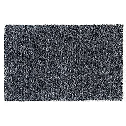 KAS Bliss Area Rug in Black Heather