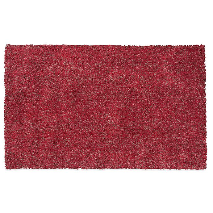 Alternate image 1 for KAS Bliss Area Rug in Red Heather