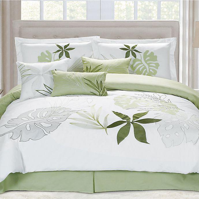 Alternate image 1 for Panama Jack Lagoon Comforter Set in White